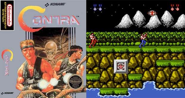 NES - Contra