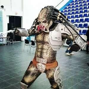 Classic Predator (Predator 1987). PH. by Silvio Maya Photography