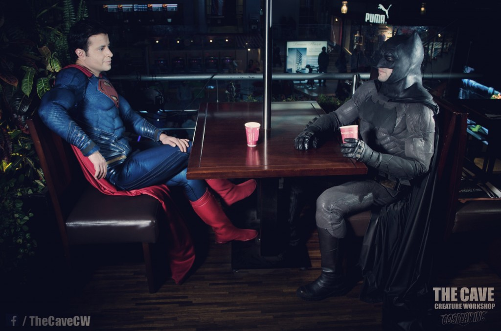 Super Café (How It Should Have Ended). PH. by Cosplay Inc
