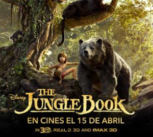 En cines desde el 15 de Abril